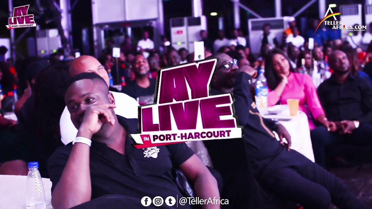 Download Akpororo Scatters the Crowd @ Aylive 2019 in Port Harcourt