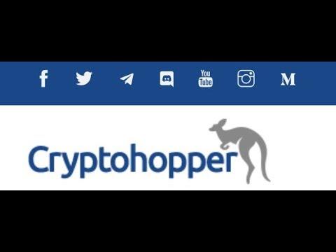 Crypto Hopper Tutorial