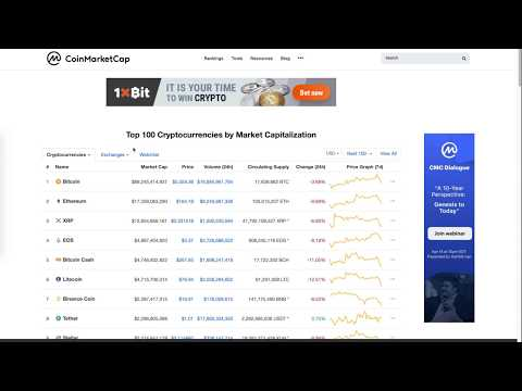 5 COIN CRYPTOCURRENCY YANG ENAK BUAT TRADING 2019