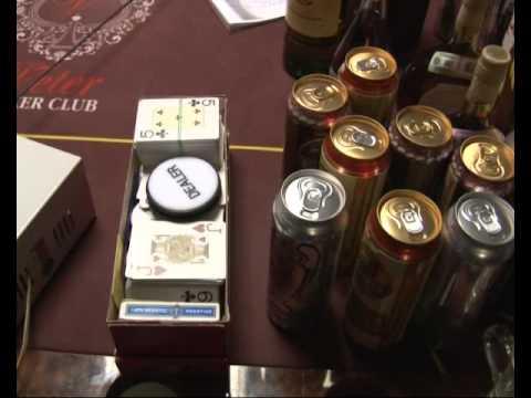 Полицейские выявили подпольный покерный клуб