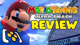 Mario Tennis Ultra Smash Review