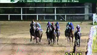 2012 Gran Premio Criadores (G1) MALIBU QUEEN