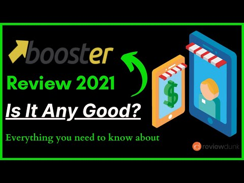 Booster Theme Review - Is it the Best Shopify Theme For Your Store?
