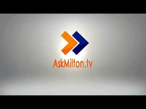 AskMilton.TV A Global Television Network