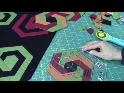 Hexagon Trim Tool By Creative Grid