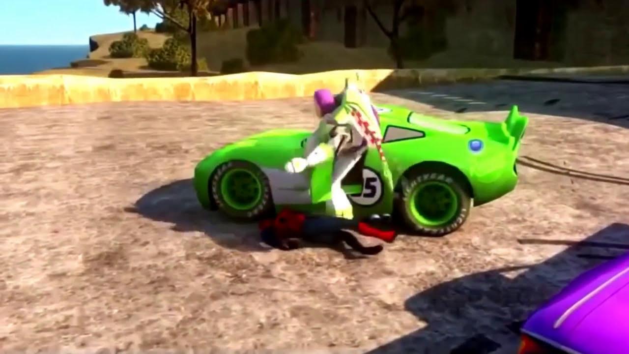 Homem Aranha Desenho Animado Em Portugues Vs Hulk Buzz Lightyear