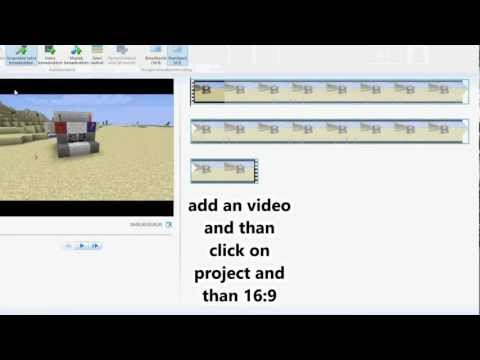 How To Make Full Screen Capture With Windows Live Movie Maker