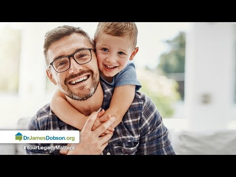 Raising Boys: Ultimate Priority - Part 1 With Dr. James Dobson's Family Talk | 01/01/2019