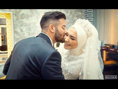 Melisa \u0026 Cihad Wedding/Hochzeit/Dügün 🤵🏼👰🏼 | ALIAS