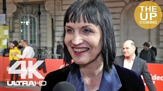 Adele Anderson interview on The Romanoffs at premiere