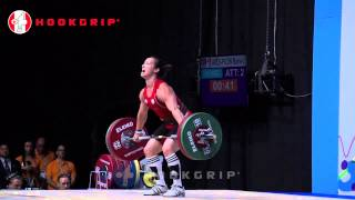 Marie-Josee Ares-Pilon (69) - 95/114 2015 Pan Am Games