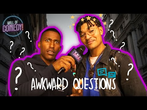 Asking Awkward Questions | In Oxford Circus With Yung Filly | NIGHT EDITION