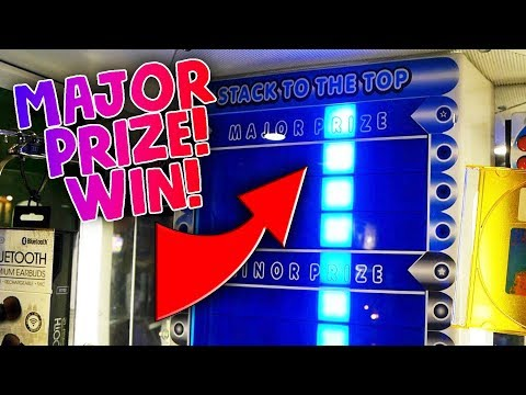 I KEEP WINNING THE MAJOR PRIZE FROM STACKER!