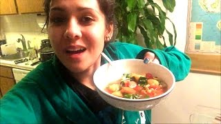 Fat Flushing Vegetable Soup! - #tastytuesday