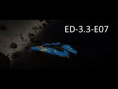 Elite Dangerous 3.3 E07- Krait Mk II Mining, Still One Of My Favourite Medium Ships