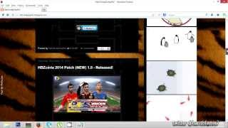 How to Install Pes 2014 Hbz 2.0