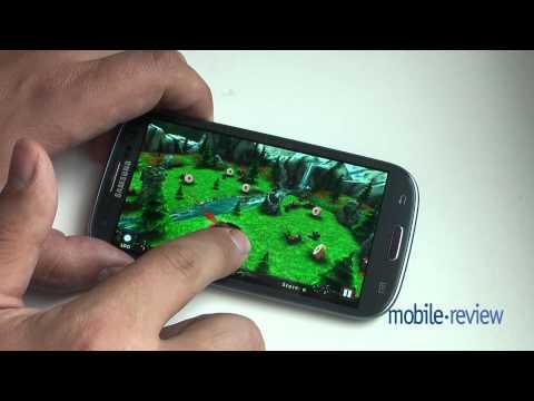 Игры на Samsung Galaxy S3