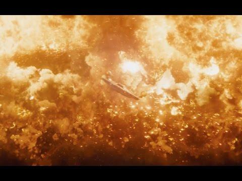 Sabotage  Beastie Boys  Star Trek Beyond  Epic Scene  Swarm Ships