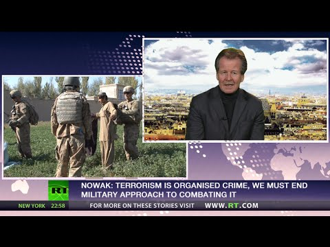 Torture, Gitmo, War on Terror caused more terrorism – ex UN Rapporteur