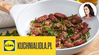 GNOCCHI Z BURAKIEM  | Kinga Paruzel & Kuchnia Lidla