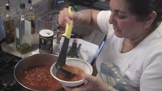Angelo's Mom Makes Greek Tomato Soup