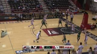 Highlights of Eastern Men's Basketball against Sacramento State (Feb. 2).