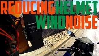 Helmet Wind Noise Reduction: Windjammer 2 Review