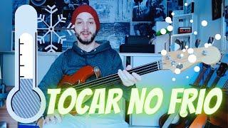 DICAS PARA TOCAR NO INVERNO - #FRIO #INVERNO