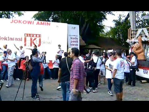 Alumni IKJ Dukung Jokowi-Ma'ruf Mp3