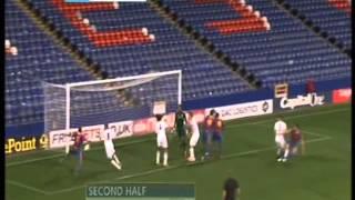 Chelsea U21's v Crystal Palace (A) 12/13