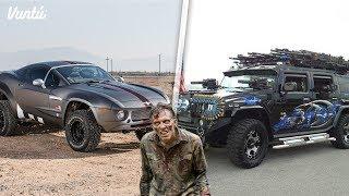 7 carros para sobrevivir un Apocalipsis Zombie. Prepárate, el final está cerca