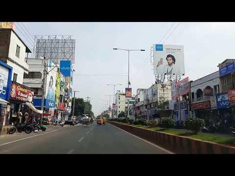Eluru Road-Vijayawada as on 02.12.2017-Andhra Capital City Area-India