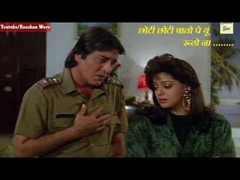 Tere Liye Hi Main Zinda Hoon Song | Best Status Video | Police Aur Mujrim Movie Song