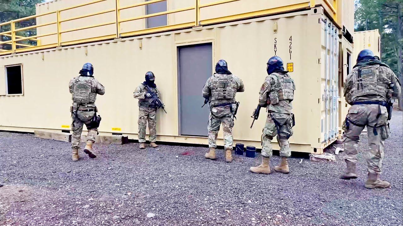 News • 161st ARW Defenders Conduct Annual Training at Camp Navajo