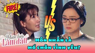 Muôn Kiểu Làm Dâu - COMBINE 5-8 | Phim Mẹ chồng nàng dâu -  Phim Việt Nam Mới Nhất 2019 - Phim HTV