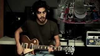 ZYX WORSHIP | SANTO SANTO | TURORIAL - Lead guitar