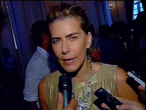Maitê Proença, inverno 2011 Fashion Business, entrevista com Francisco Chagas no Over Fashion