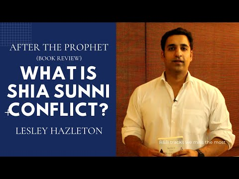 Difference Between Shia And Sunni (Urdu/Hindi)| After The Prophet | Lesley Hazleton | Book Review