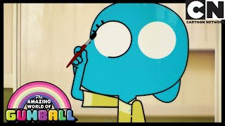 Nicole's Before And After | Gumball | Cartoon Network