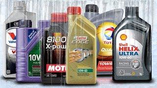 Olej 10W60 Test Zimna -30°C Liqui Moly 10W60, Castrol 10W60, Motul 10W60, Valvoline 10W60