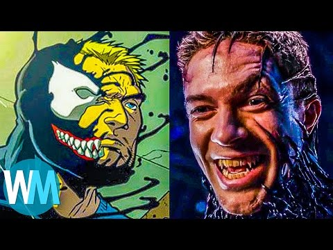 Top 10 Actors Who Don't Look Anything Like Their Comic Book Characters!