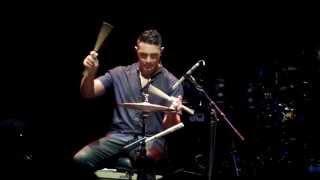 Blood, Sweat & Tears - Dylan Elise Hi-Hat Drum Solo