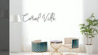 코럴빌(Coral Ville) - 레진+스테인레스 프레…