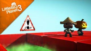 LittleBigPlanet 3 - 5 Ways To Die In LBP3 [Film/Animation]