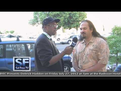 Set Free TV with Franky-D & Mz. Roshell feat. Loto & the Island Breeze Luau (Music, Books & Events)