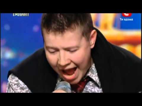 Евгений Литвинкович Sweet People Україна має талант