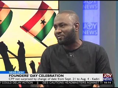 Ghana's History - News Desk on Joy News (18-9-17)