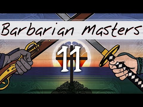 Barbarian Masters #11 | Friends in Low Places | Total War Shogun 2 Otomo Campaign NLP