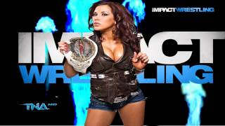 "Mickie James 1st TNA Theme Song ""Hardcore Country"""