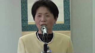 谷口雅春先生を学ぶ会第1回東京靖国一日見真会 体験談(清野輝江)